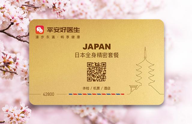 日本全身精密套餐-图片