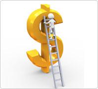 阶梯储蓄法——年终奖金巧分散,锁定收益无风险!