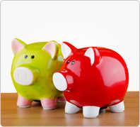 分开储蓄法——大笔资金巧分配,最大限度获利息!