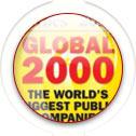 七度入围《福布斯》全球上市公司2000强