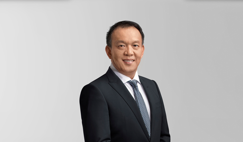 Qin Furong-Vice President, Chief Technology Officer and Overseas Expansion Head of Ping An Puhui