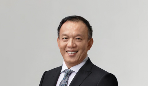 Qin Furong (Taiwan, China)-Vice President of Ping An Puhui