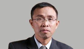 Deng Minghui-Senior Vice President and Chief Financial Officer