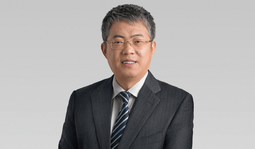 CHEN Dongqi -General Manager of Ping An Puhui