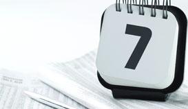 IR Calendar