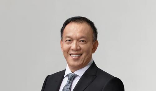 秦福荣 (中国台湾)-平安普惠副总经理